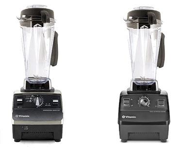 Vitamix Pro500 versus Vitamix 5200