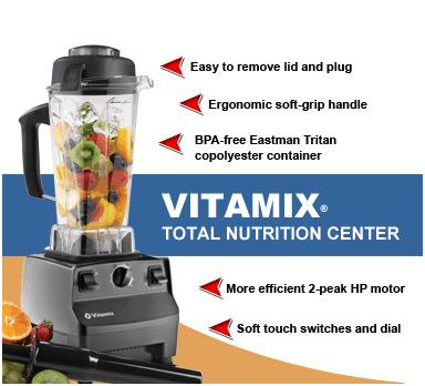Vitamix Total Nutrition Center