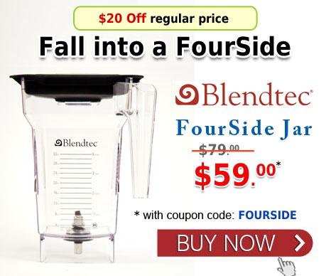 Blendtec FourSide Coupon