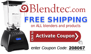 Apply the code to get 40% Off on Classic Blender at Blendtec from Blendtec until Thursday, 31 Dec