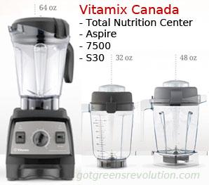 Canada Vitamix Blenders