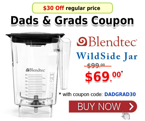Blendtec WildSide Coupon