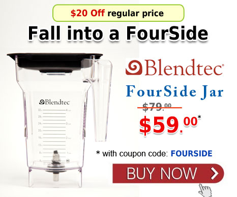 Blendtec FourSide Coupon