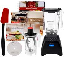 QVC Blendtec contents